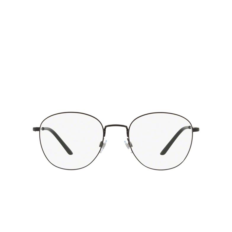 Giorgio Armani® Round Eyeglasses: AR5082 color Matte Black 3001.