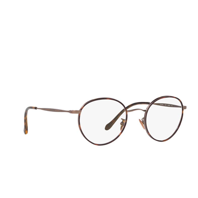 Giorgio Armani® Round Eyeglasses: AR5083J color 3271.