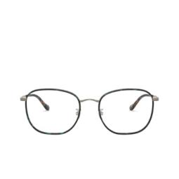Giorgio Armani® Eyeglasses: AR5105J color Blue Havana / Brushed Gold 3247.