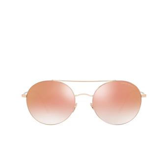 Giorgio Armani® Round Sunglasses: AR6050 color Bronze 30116F.