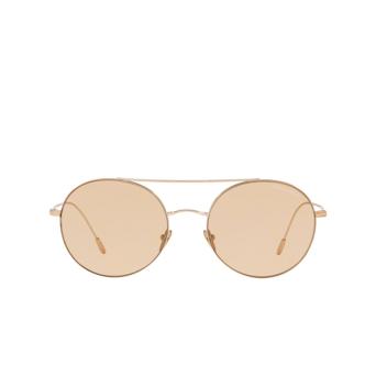 Giorgio Armani® Round Sunglasses: AR6050 color Bronze 301173.