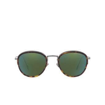 Giorgio Armani® Round Sunglasses: AR6068 color Havana 30036R.