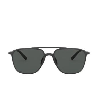 Giorgio Armani® Square Sunglasses: AR6110 color Matte Black 300187.
