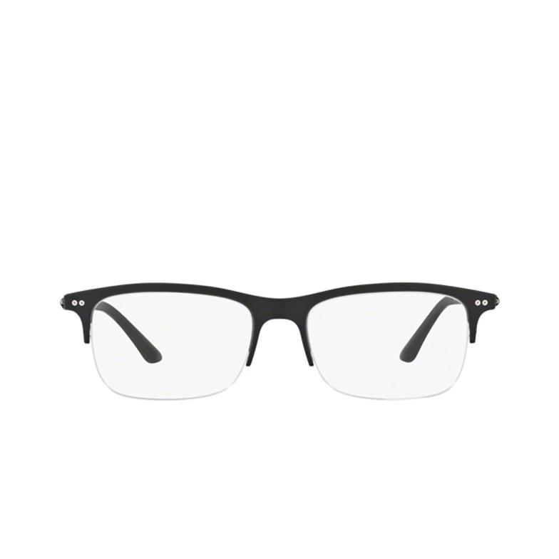 Giorgio Armani® Rectangle Eyeglasses: AR7113 color 5042.