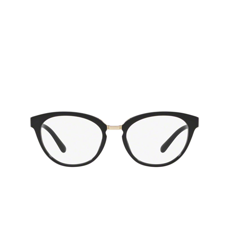 Giorgio Armani® Cat-eye Eyeglasses: AR7150 color Black 5001.