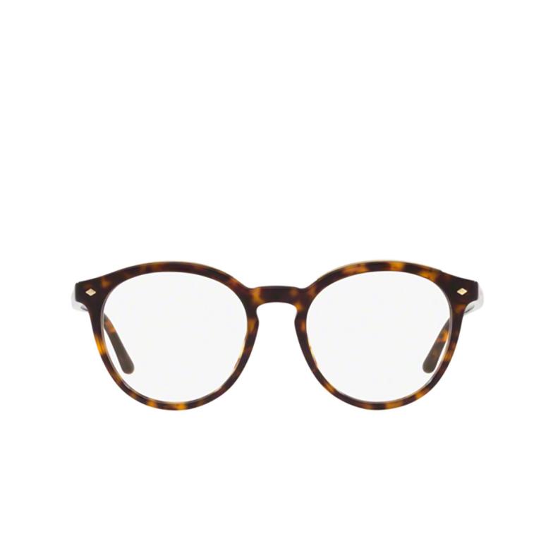 Giorgio Armani® Round Eyeglasses: AR7151 color Dark Havana 5026.