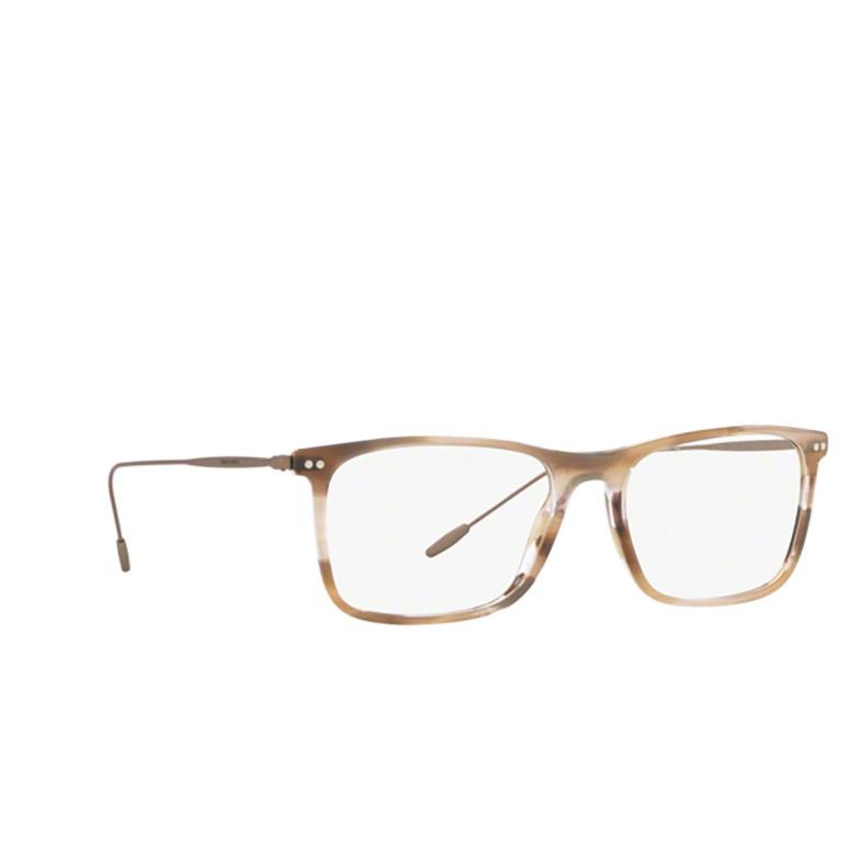 Giorgio Armani® Rectangle Eyeglasses: AR7154 color 5660.