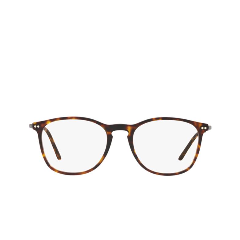Giorgio Armani® Square Eyeglasses: AR7160 color Dark Havana 5026.