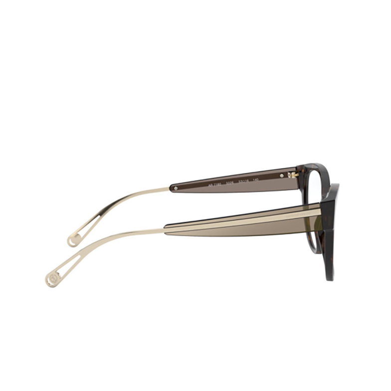 Giorgio Armani® Cat-eye Eyeglasses: AR7180 color Dark Havana 5026.