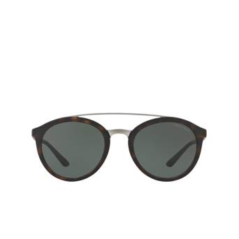 Giorgio Armani® Round Sunglasses: AR8083 color Matte Dark Havana 508971.