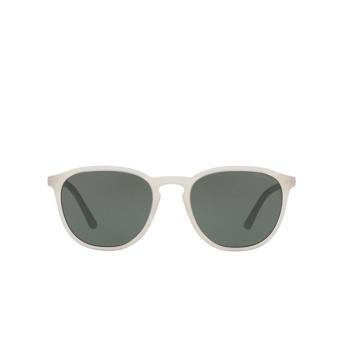 Giorgio Armani® Square Sunglasses: AR8104 color Milk 562171.