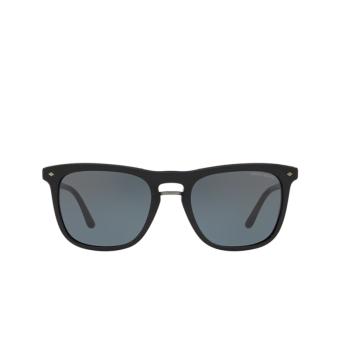 Giorgio Armani® Square Sunglasses: AR8107 color Black 5017R5.