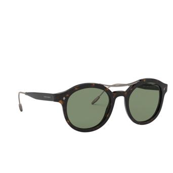 Giorgio Armani® Round Sunglasses: AR8119 color Havana 5026/2.