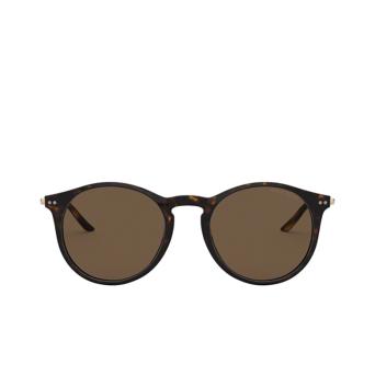 Giorgio Armani® Round Sunglasses: AR8121 color Dark Havana 502673.