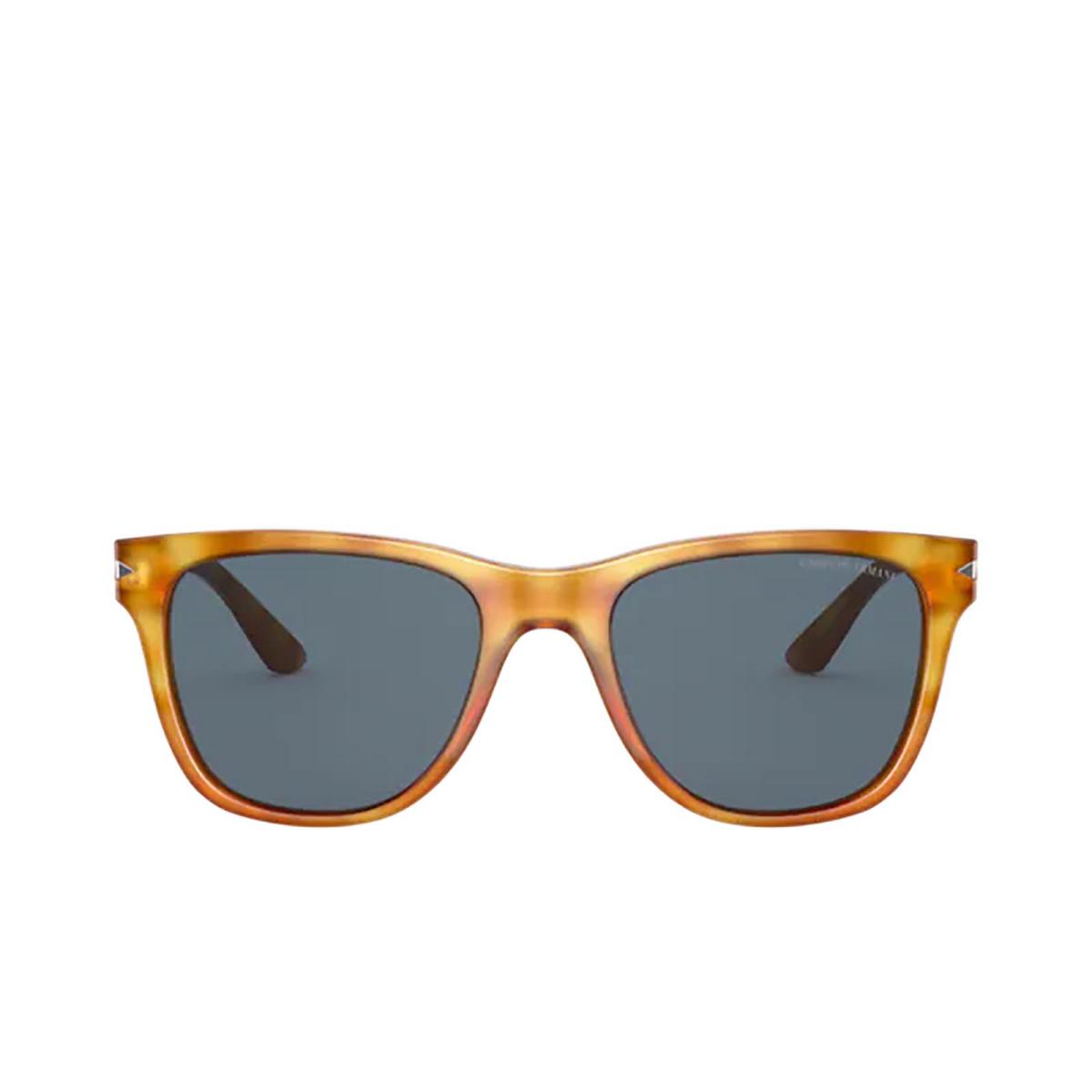Giorgio Armani® Square Sunglasses: AR8133 color Thatch Havana 584980.