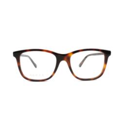 Gucci® Eyeglasses: GG0018O color Havana 002.