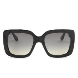 Gucci® Sunglasses: GG0141S color Black 001.