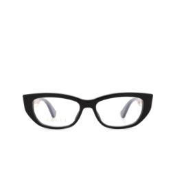 Gucci® Eyeglasses: GG0277O color Black 005.