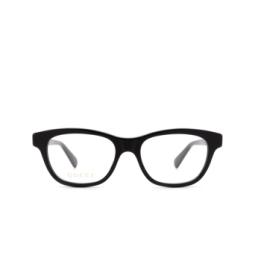 Gucci® Eyeglasses: GG0372O color Black 001.