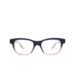 Gucci® Eyeglasses: GG0372O color Blue 007.