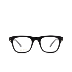 Gucci® Eyeglasses: GG0476O color Black 006.