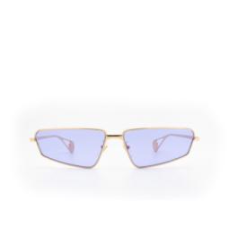 Gucci® Sunglasses: GG0537S color Gold 006.