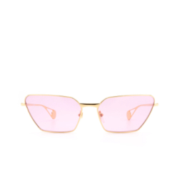 Gucci® Sunglasses: GG0538S color Gold 005.