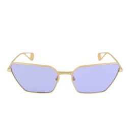 Gucci® Sunglasses: GG0538S color Gold 006.