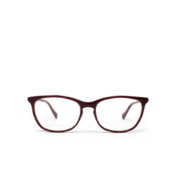 Gucci® Eyeglasses: GG0549O color Burgundy 010.