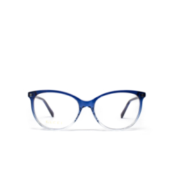 Gucci® Eyeglasses: GG0550O color Blue 004.