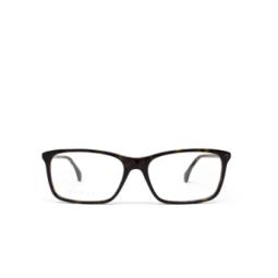 Gucci® Eyeglasses: GG0553O color Havana 002.