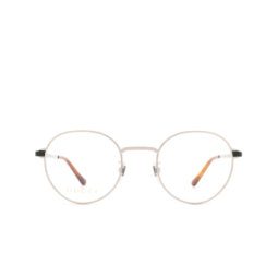 Gucci® Eyeglasses: GG0581O color Silver 004.