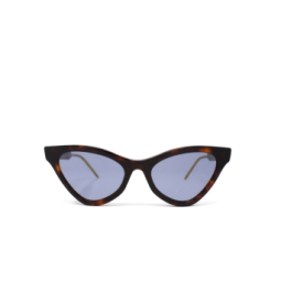 Gucci® Sunglasses: GG0597S color Havana 002.