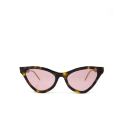Gucci® Sunglasses: GG0597S color Havana 003.