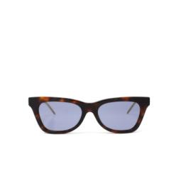 Gucci® Sunglasses: GG0598S color Havana 002.