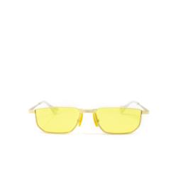 Gucci® Sunglasses: GG0627S color Gold 001.
