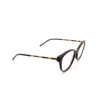 Gucci® Butterfly Eyeglasses: GG0656O color Black 001.