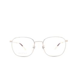 Gucci® Eyeglasses: GG0681O color Silver 002.