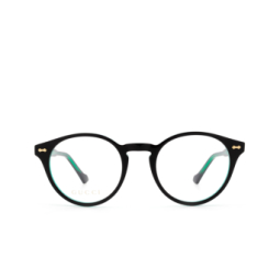 Gucci® Eyeglasses: GG0738O color Black 003.