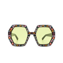Gucci® Sunglasses: GG0772S color Black 010.