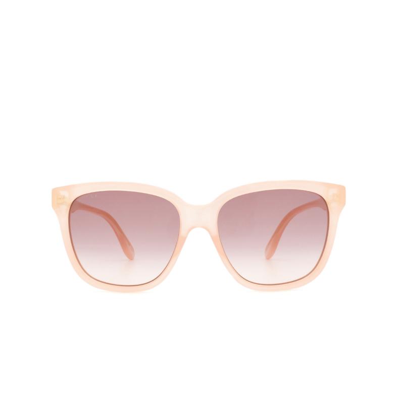 Gucci® Square Sunglasses: GG0790S color Pink 003.
