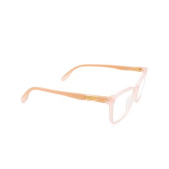 Gucci® Rectangle Eyeglasses: GG0792O color Pink 006.
