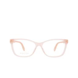 Gucci® Eyeglasses: GG0792O color Pink 006.
