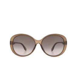 Gucci® Sunglasses: GG0793SK color Brown 002.