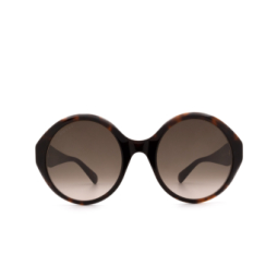 Gucci® Sunglasses: GG0797S color Havana 002.