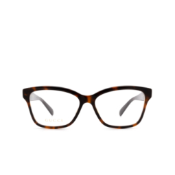 Gucci® Eyeglasses: GG0798O color Havana 005.