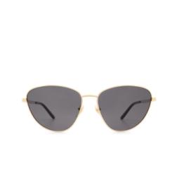 Gucci® Sunglasses: GG0803S color Gold 001.