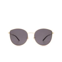 Gucci® Sunglasses: GG0807SA color Gold 001.