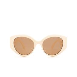 Gucci® Sunglasses: GG0809S color Ivory 002.