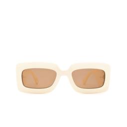Gucci® Sunglasses: GG0811S color Ivory 002.